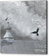 Weather Vane Acrylic Print