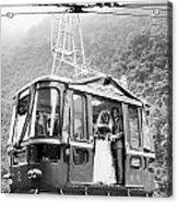 Wedding: Cable Car, 1970 Acrylic Print