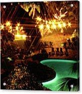 Wedding Night In Hawai'i Acrylic Print