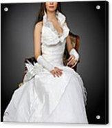 Wedding Portrait Acrylic Print