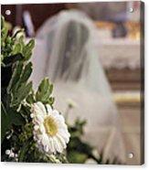 Wedding Acrylic Print