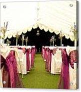 Wedding Venue Acrylic Print