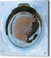 Wee Rossnowlagh Beach Acrylic Print