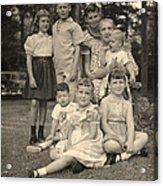 Weiner Cousins C 1953 Acrylic Print