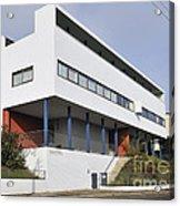 Weissenhof Settlement - Le Corbusier Building Acrylic Print