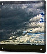 Welcome Summer Shower Acrylic Print