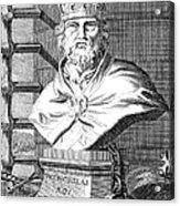 Wenceslaus (1361-1419) Acrylic Print