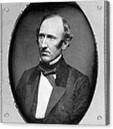 Wendell Phillips 1811-1884 American Acrylic Print by Everett