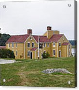 Wentworth Coolidge Mansion Wcmp Acrylic Print