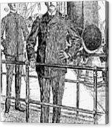 Wesley Merritt (1834-1910) Acrylic Print