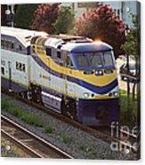 West Coast Express Acrylic Print