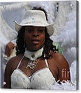 West Indian Parade Brooklyn Ny Acrylic Print