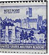 West Point Postage Stamp Acrylic Print