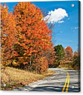 West Virginia Wandering 4 Acrylic Print