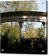 Westbury Gardens Acrylic Print