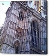 Westminster Abbey London Acrylic Print