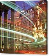 Westmoreland Street, Dublin, Co Dublin Acrylic Print