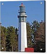 Westport Lighthouse Acrylic Print