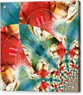 Westwood Mania Acrylic Print