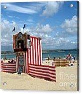 Weymouth Punch And Judy 3 Acrylic Print