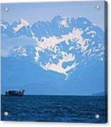 Whale Watchers Acrylic Print