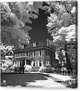 Wheatland - James Buchanan's Home Acrylic Print