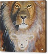 Where Love And Compassion Rule Acrylic Print