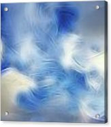 Whimsical Sky Acrylic Print