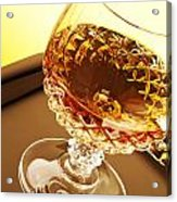Whiskey In Glass Acrylic Print