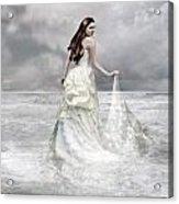Whispered Waves Acrylic Print