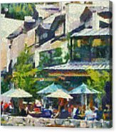 Whistler Two Acrylic Print by Dale Stillman