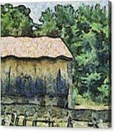 White Bear Farm Acrylic Print