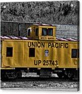 White Haven - Union Pacific Acrylic Print
