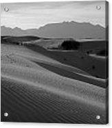 White Sands 2 Acrylic Print