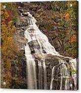 Whitewater Falls 3 Acrylic Print