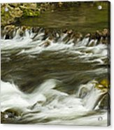 Whitewater River Rapids 3 Acrylic Print