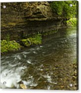 Whitewater River Spring 6 Acrylic Print