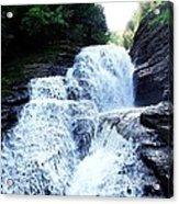 Whittaker Falls Ny Acrylic Print