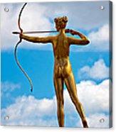 Who Needs Cupid 2 Acrylic Print