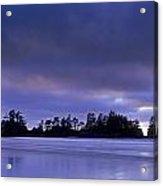 Wickaninish Beach, Pacific Rim National Acrylic Print
