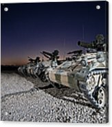 Wiesel 1 Atm Tow Anti-tank Vehicles Acrylic Print