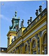 Wilanow Palace - Poland Acrylic Print