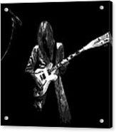 Wild Guitar Acrylic Print