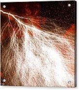 Wild Lightning  Acrylic Print