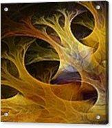 Wild Trees Acrylic Print