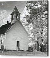 Wildwood Church Acrylic Print