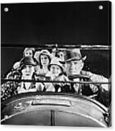 Will Rogers (1879-1935) Acrylic Print