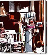 Willburn Furniture And Restoration Needs Restoring Acrylic Print