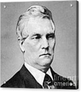 William A. Wheeler Acrylic Print by Photo Researchers