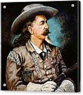 William F. Cody Acrylic Print